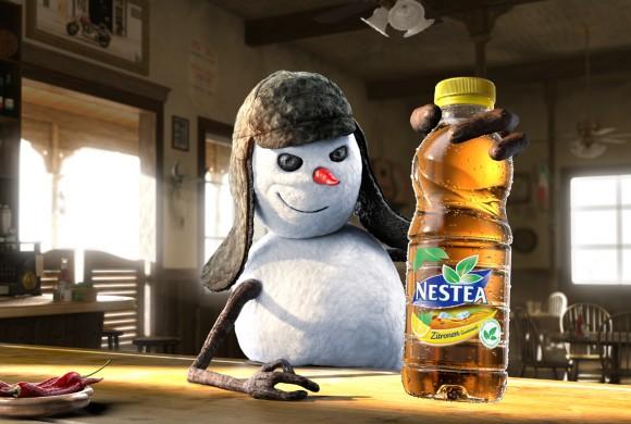 Nestea | Snowman
